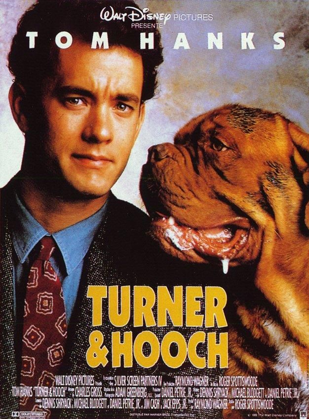 Old and New Movie Review Club- Throwback Thursday- Turner & Hooch