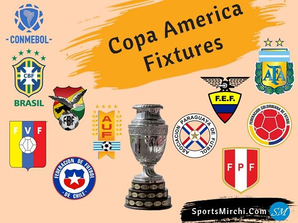 2019 Copa America Schedule Fixtures Matches Venues Copaamerica Conmebol Football Live Cricket Streaming Match Schedule Cricket Streaming