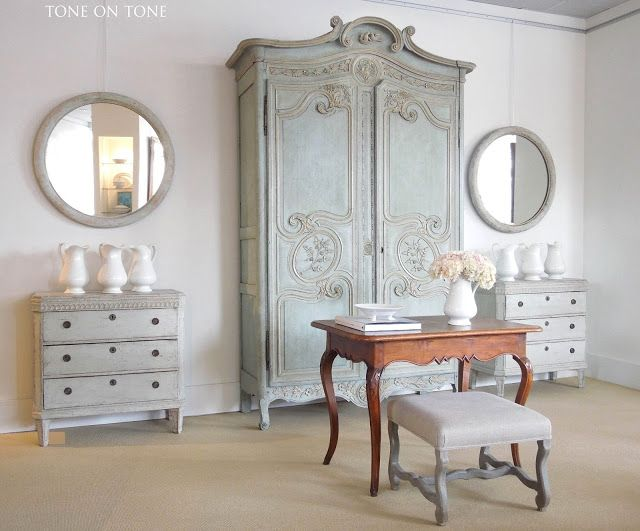 Tone on Tone – Simply The Best Chic Swedish Antiques - 182 Best Swedish.painted.furniture Images On Pinterest Painted