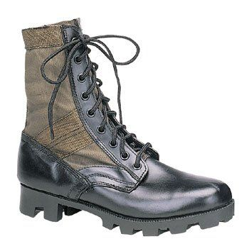 "GI TYPE JUNGLE BOOT / 8"" - OD - http://shoes.goshopinterest.com/mens/boots-mens/hiking-boots-mens/gi-type-jungle-boot-8-od/"