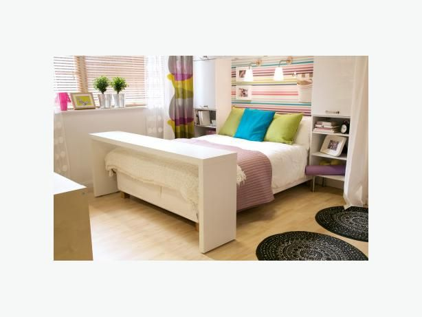 Really Donu0027t Want To Sell It But Weu0027re Getting A King Sized Bed So It Just  Wonu0027t Fit! This Brilliant Piece Of Furniture Slides Over Your Bed To Bring  You ...