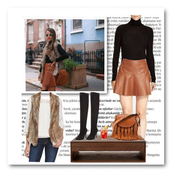 "my english mood: Nyfw, '70s vibe with a contemporary mood. Love this outfit: modern with a ""hot"" bohemian vibe"