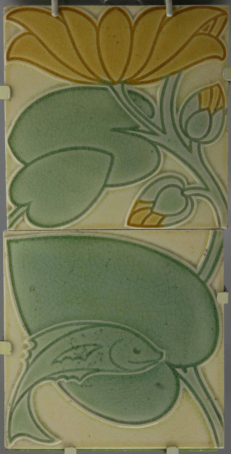 157 best pilkington artists in every genre images on pinterest two tile panel ca pilkington tile pottery company looks very transitional a bit of art nouveau influence dailygadgetfo Gallery