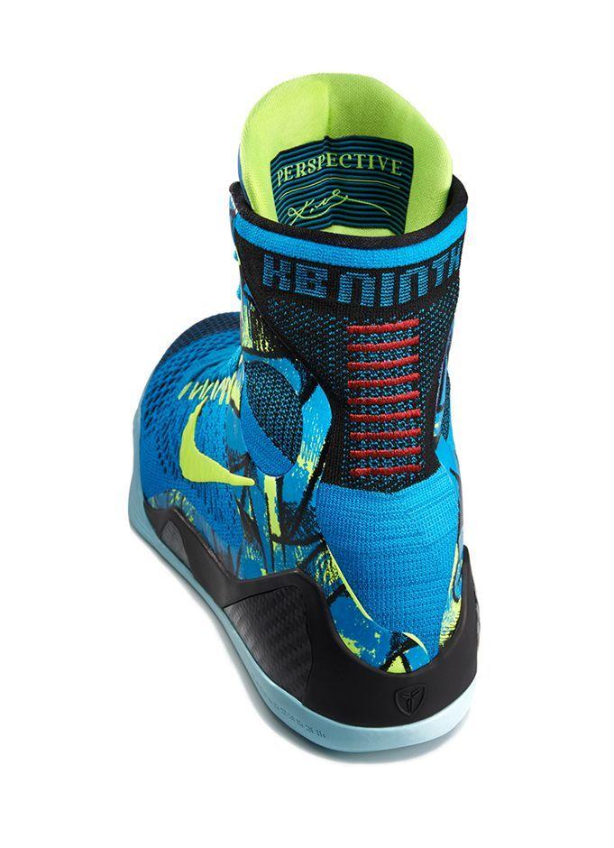 The Nike Kobe 9 Elite \