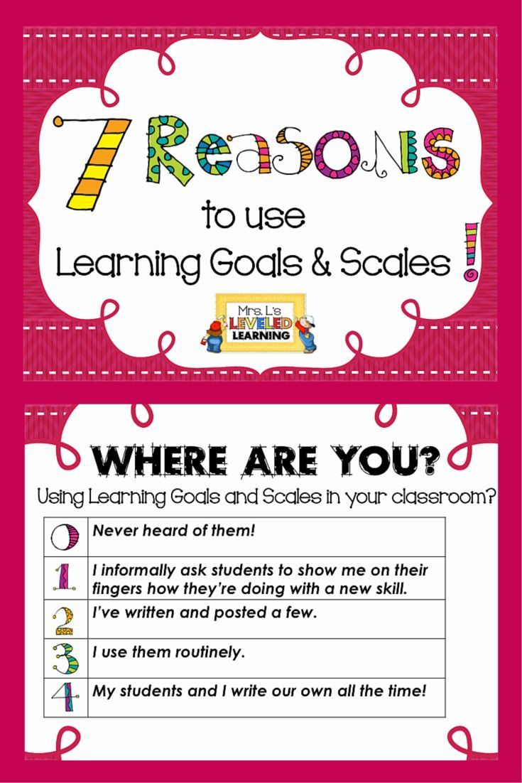 17 best images about learning goals and scales inspired by initially marzano scales were forced on me through some district professional development after starting