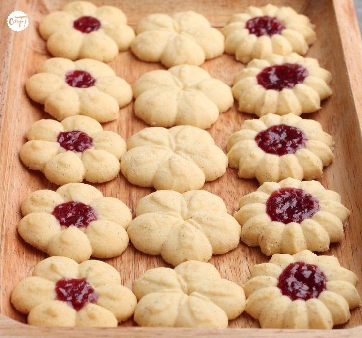 Les 25 meilleures id es de la cat gorie presse biscuits sur pinterest biscuits sabl s - Recette sable confiture maizena ...