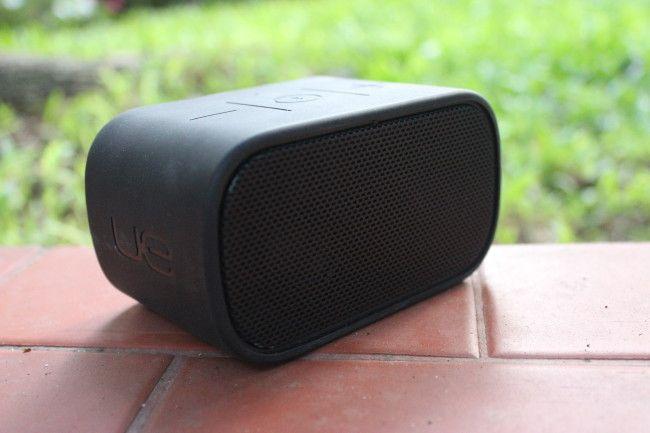 Logitech Mobile Boombox UE Un parlante bluetooth portátil con buena autonomía y calidad de sonido.