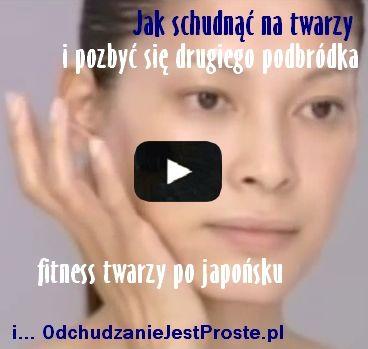 Jak schudnąć na twarzy i pozbyć się drugiego podbródka