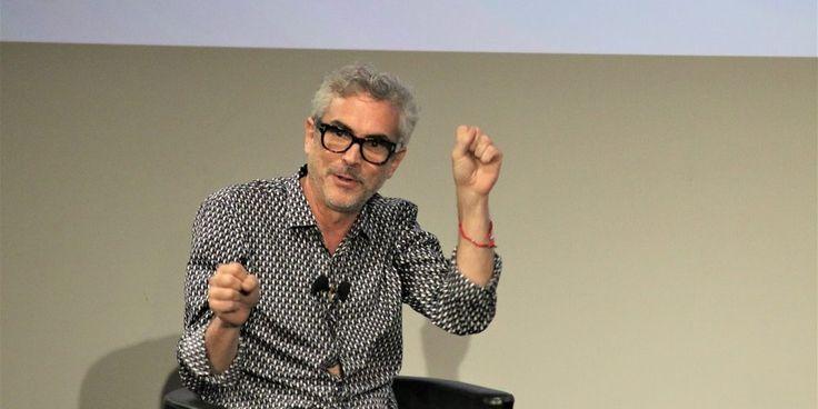 Invité dans le cadre du Festival deCannes 2017, le réalisateur mexicain s'est livré avec humour et franchise ses expériences de cinéaste en compagnie du critique français Michel Ciment et l'…