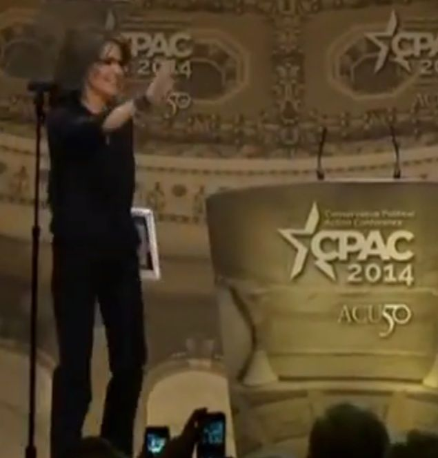 CPAC 2014: Sarah Palin Speech Transcript and Video – Age of Obama is Almost Over, The End of an Error