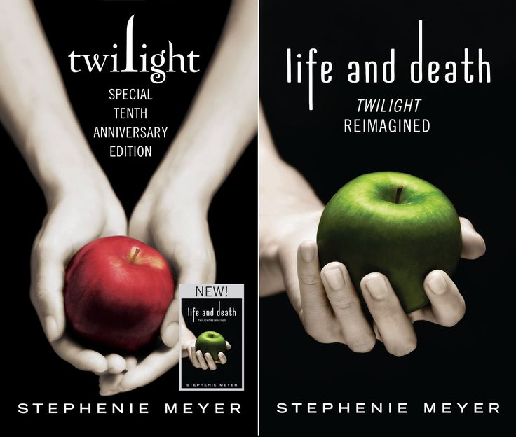 """Reseña: Twilight - Life & Death (Stephenie Meyer)   Stephenie Meyer  Goodreads     """" Te imaginas que hubiera pasado si en la historia de Twilight Bella Swan hubiese sido el vampiro y Edward Cullen hubiese sido el humano? Pues ahora podrás leerlo ya que la autora de la exitosa serie de libros Stephenie Meyer ha publicado un nuevo libro Life and Death: Twilight Reimagined una nueva versión de Twilight para celebrar su décimo aniversario. Hhabrá algunas diferencias contra Crepúsculo que no sólo…"""