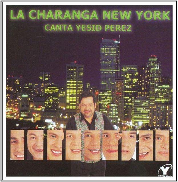 La Charanga New York - Lluvia Con Nieve