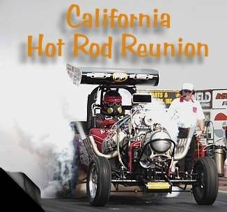 Combustion Chamber - 9th Annual California Hot Rod Reunion