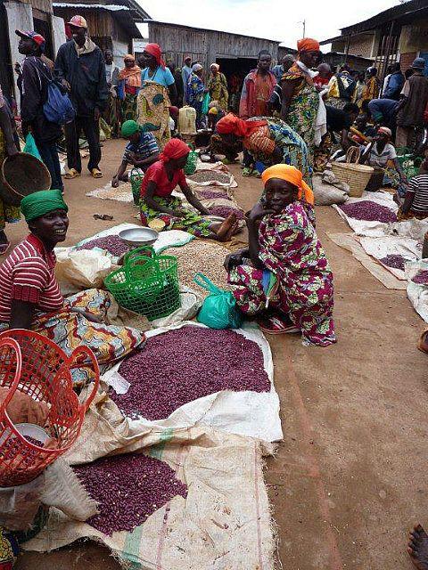 Market in Bujumbura, #Burundi