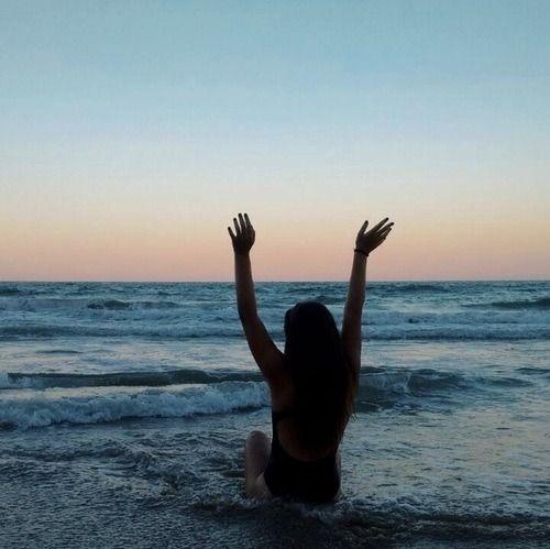 fotos na praia | Tumblr
