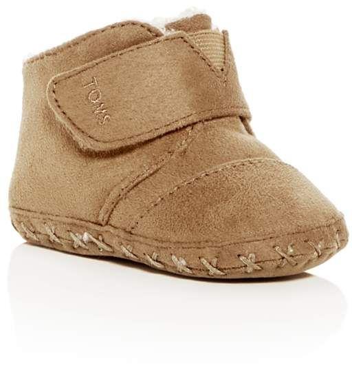 e2405a55adcbd Toms Unisex Crib Cuna Booties - Baby | Kids Fashion & Style | Kids ...