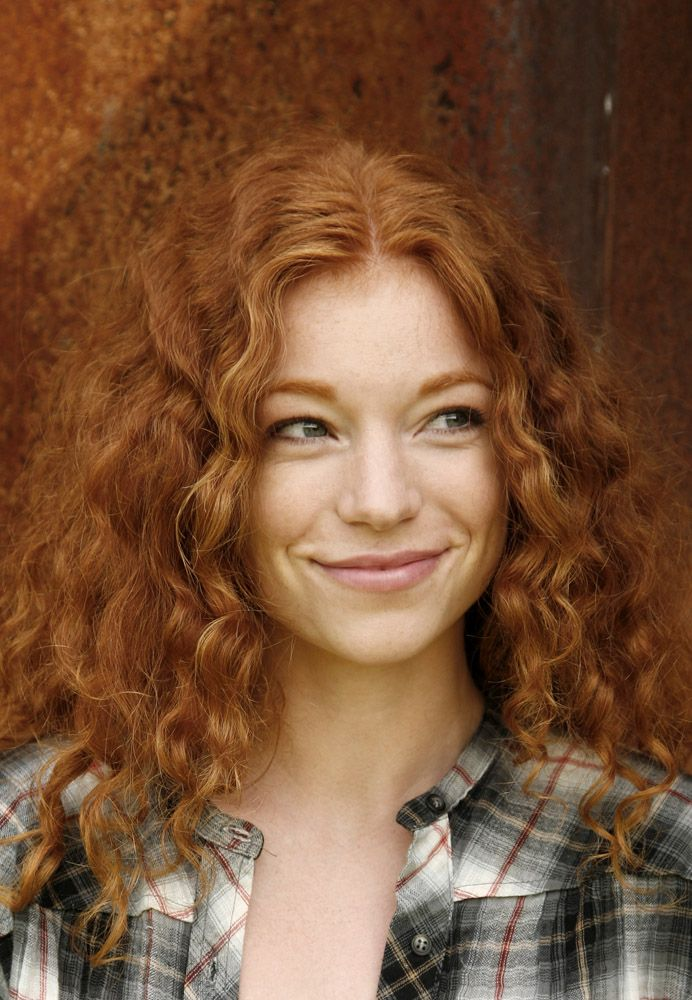 Marleen Lohse #cutie_girl, #freckles and #red_hair