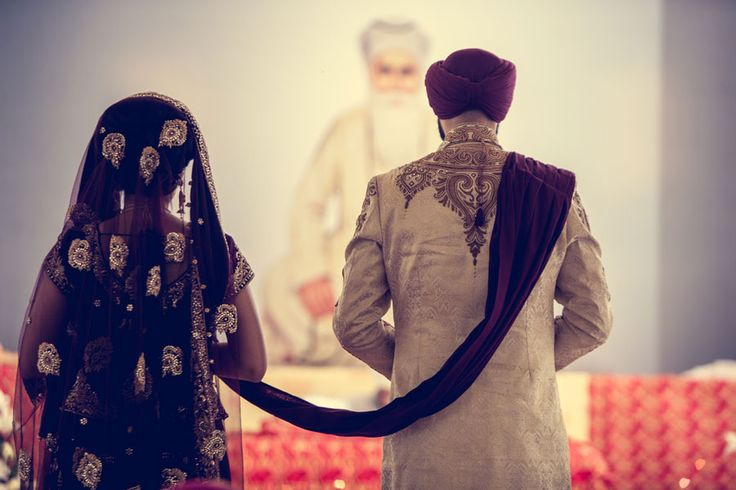 Sonny & Jasleen's Sikh Wedding - Desi Bride Dreams