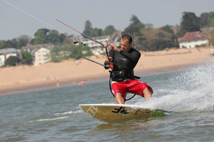 Enjoy our beautiful coastline, which offers you the perfect environment for Watersports. (c) Edge Watersports  http://www.heartofdevon.com/things-to-do/activities/watersports