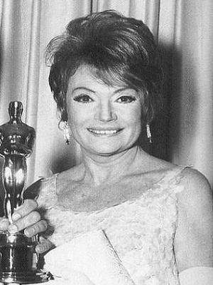 Lila Kedrova  She won the Oscar for Best Supporting Actress 1964 as Mme Hortense in Zorba the Greek.
