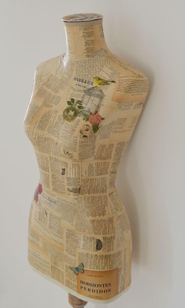Un maniqui vintage... y horizontes perdidos y encontrados: Vero Palazzo - Home Deco