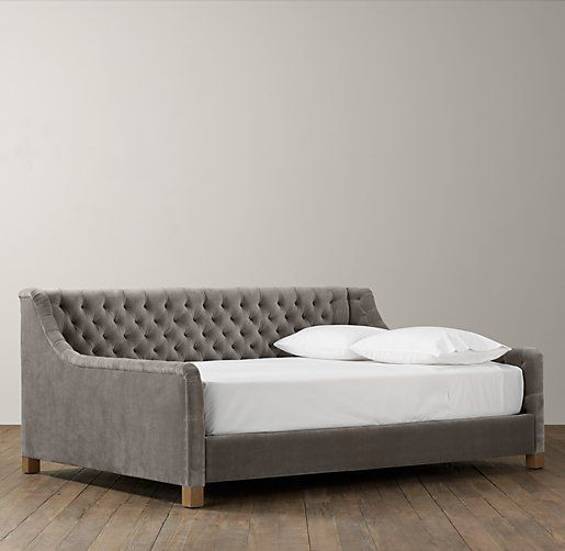 Devyn Tufted Daybed | Daybeds | Restoration Hardware Baby & Child $1699
