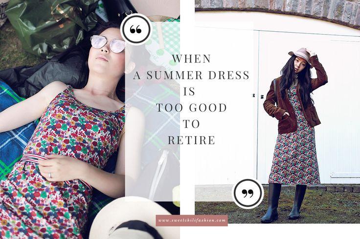 All-year Wardrobe | SweetChiliFashion