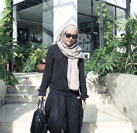 Hijab Pashmina Style