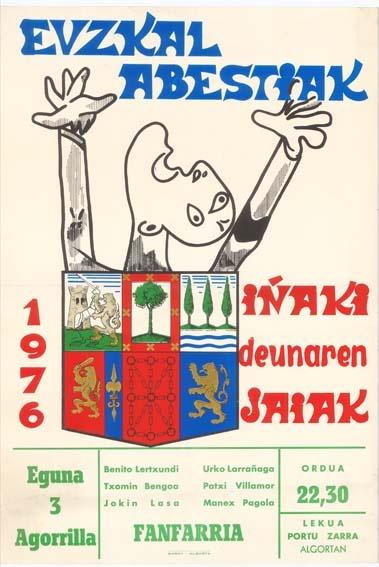 Fiestas de San Ignacio 1976 (ref. D0075)