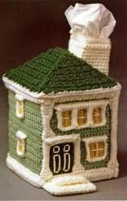75 Best Crochet Tissue Boxes Images On Pinterest Tissue