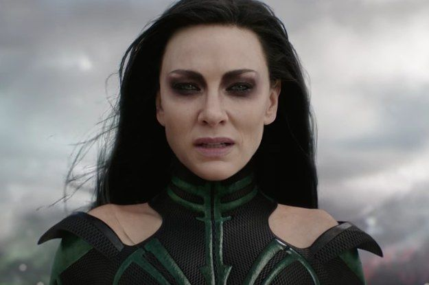 """Cate Blanchett Is The Most Important Thing In The New """"Thor: Ragnarok"""" Trailer"""