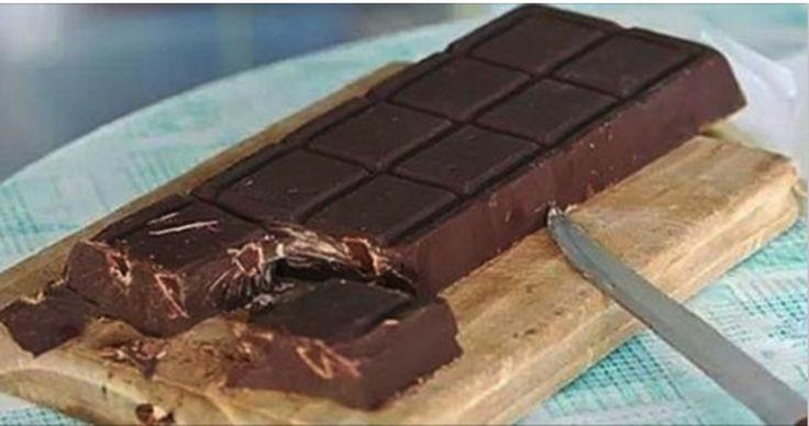 Najlepšia domáca čokoláda s tou najjednoduchšiou prípravou! Hotová je už za 10 minút!