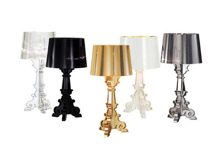 Bourgie, lámpara de estilo barroco |