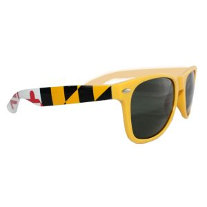 yellow maryland flag shades grande 2012 U Md. Grads State Pride Apparel Business Booms