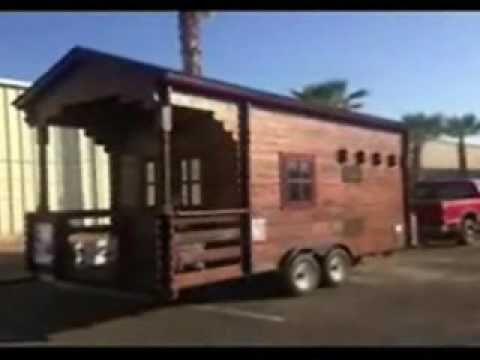 Tiny House Has  All The Capture Ideas - Home Improvement Ideas