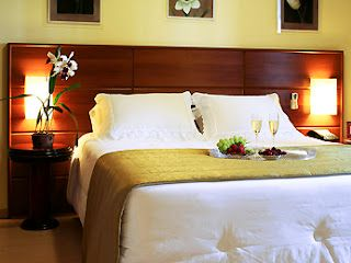 Turismo em SC: Hotel Mercure Prinz - Joinville