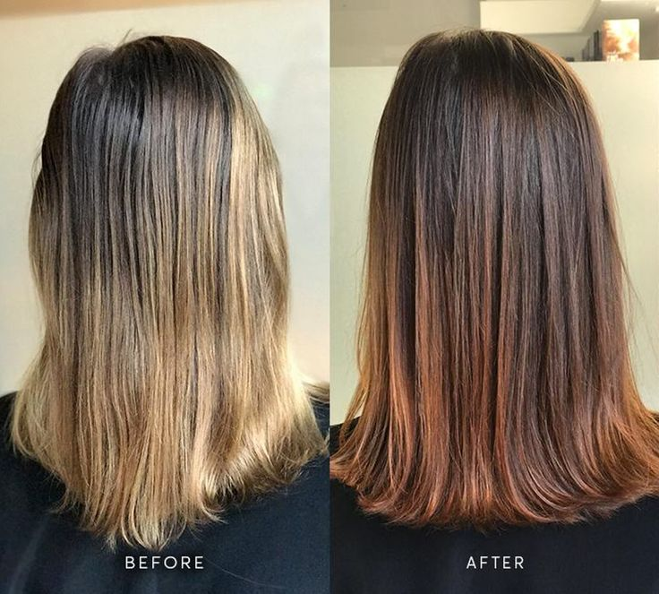 104 best Before and After Hair Color Results images on