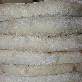 Pita broodjes, zelf maken - Es' Factory
