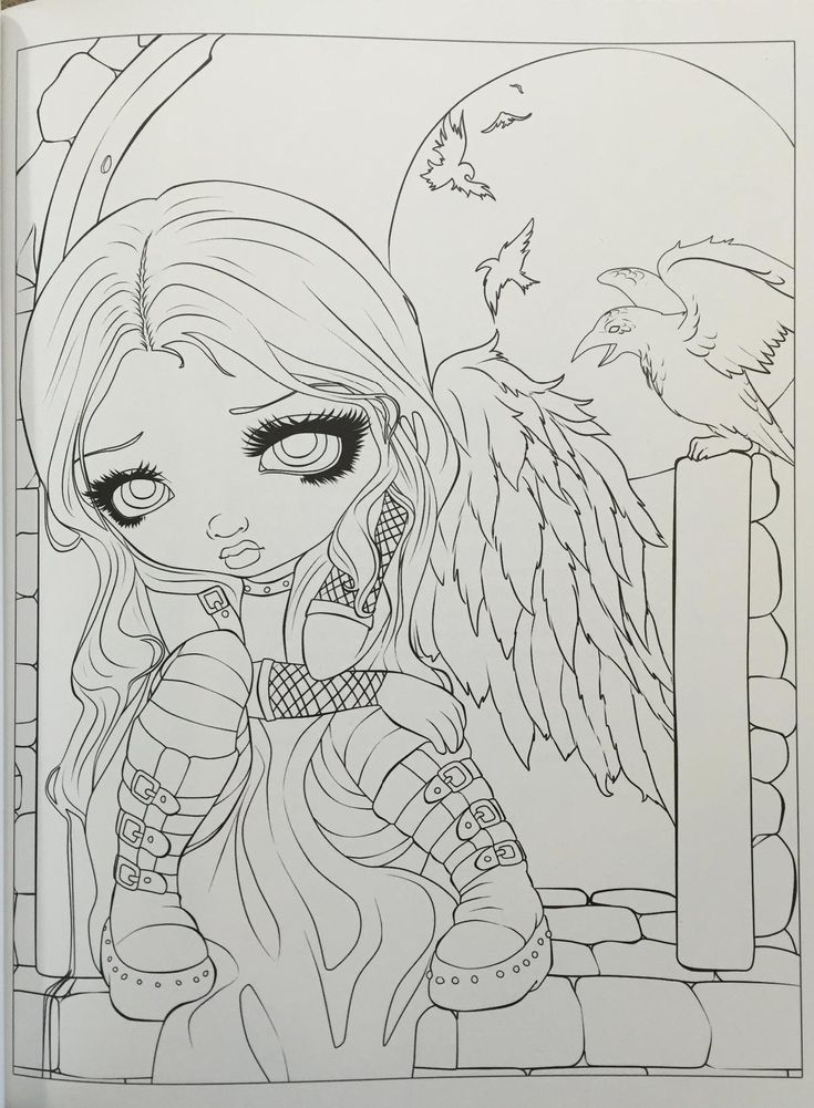 Amazon Jasmine Becket Griffith Coloring Book A Fantasy Art Adventure