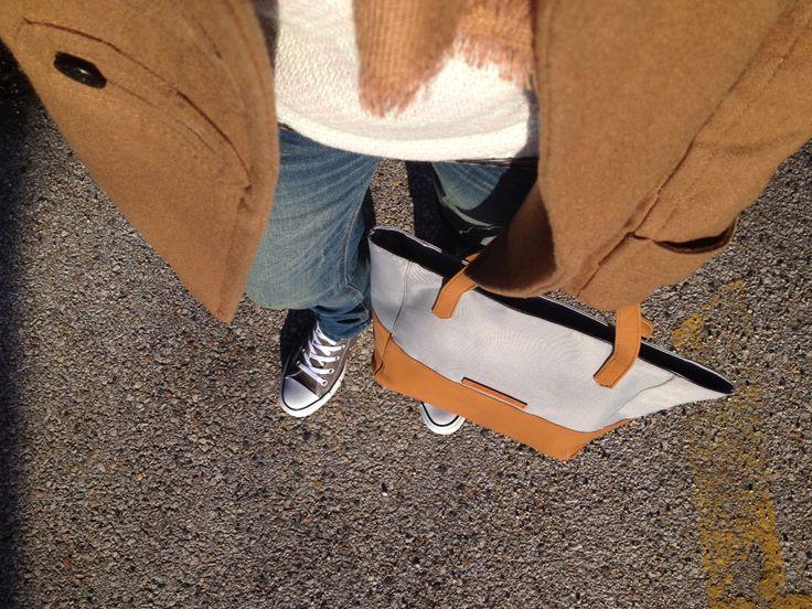 SUNNY Grey bag
