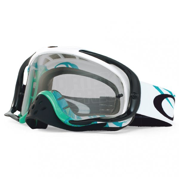 Brand new Oakley Crowbar Goggles available at www.dirtbikexpress.co.uk