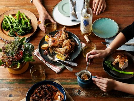 Sarah Wilson's Crispy Roast Chicken: 5 reasons why it's the smartest way to eat a chook