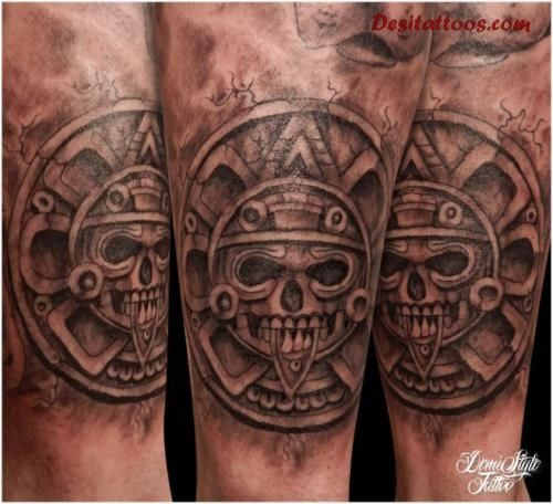 Aztec Band Tattoos 30 best Aztec B...