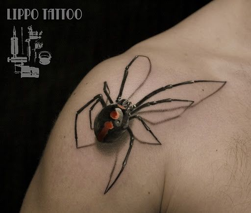 3D Tattoos That Will Boggle Your Mind | BizarBin.com