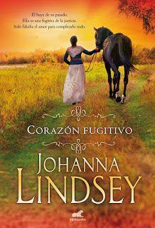 Fans de Autoras de Novelas Románticas: Corazón fugitivo, Johanna Lindsey