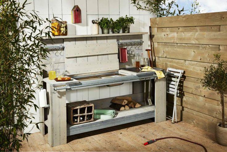 barbecue moderne et ides de cuisine extrieure pour lt