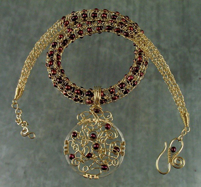vikking necklace