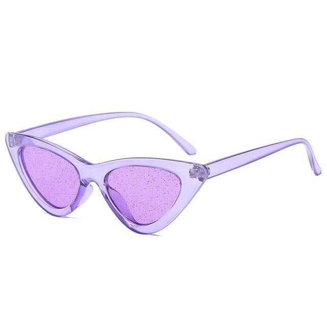 119e1f46fb Owl City Vintage Women Sunglasses Cat eye Eyewear Brand Designer Retro  Sunglass Female Oculos de sol