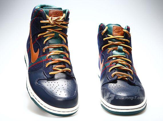 Nike X Fox Brothers & Co. – Dunk High Premium SP