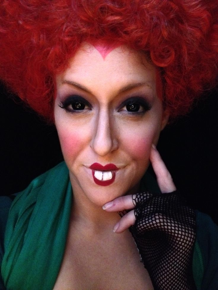 Hocus Pocus Costume/Makeup - Imgur